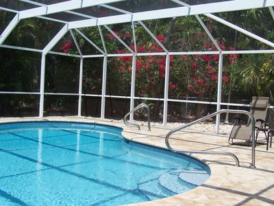 Photo for 5 MIN WALK TO BEACH, private pool, newly renovated Home
