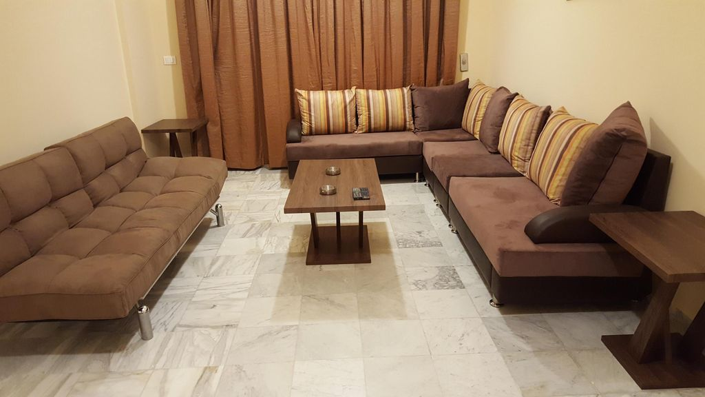 Fully furnished two bedrooms apartment on Hamra Main Street