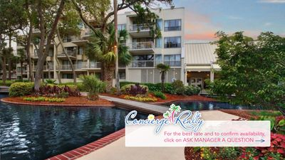 Photo for Hilton Head's Sea Pines Resort! Spacious two bedroom two bath villa. Book now!