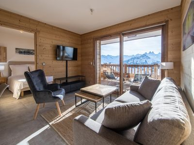 Photo for New apartment on the slopes with panoramic view