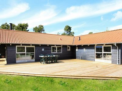 Photo for Modern Holiday Home in Hals with Swimming pool