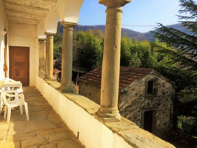 Photo for Beautiful medieval Tuscan house! In perfect area for cycling/hiking. Sleeps 10+