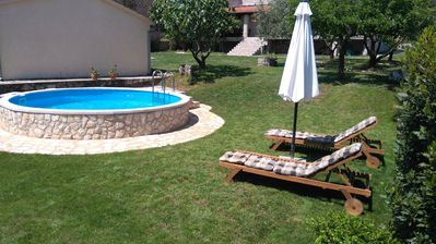 Photo for Holiday apartment for families with Pool