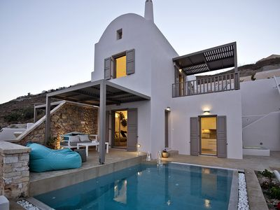Photo for Eolia Villas  The Sensation Of An Ethereal Private Paradise