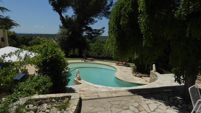 Photo for House 180 m2 with panoramic views of the village and the surrounding mountains