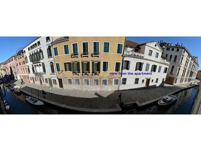 Photo for SUNNY CANALVIEW 4pax, wifi, aircond