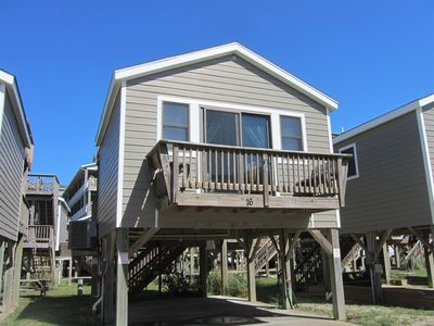 Relax At License To Chill, Hatteras Cabanas OBX Hatteras