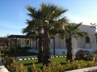 Photo for Newly built villa 500 meters from the sea in an excellent residential complex