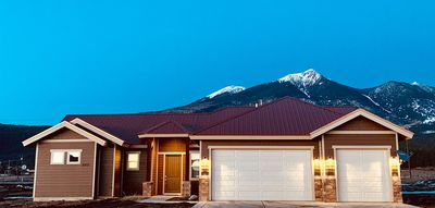 Photo for New, Modern Getaway located at the base of Snowbowl w/ spectular views!