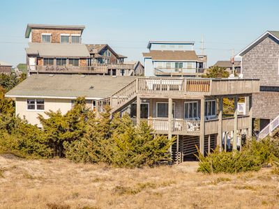 Photo for Sea Escape - Upscale 4 Bedroom Oceanfront Home in Avon