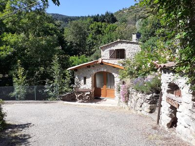Photo for Entre Deux Ponts - your peaceful and isolated  place in Ardeche