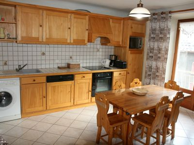 Photo for apartment for 8 persons, in the heart of the village.