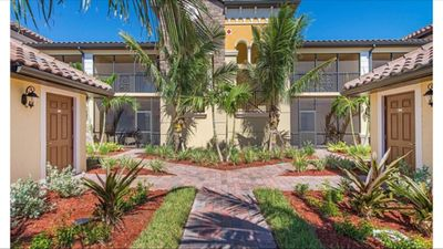Photo for Brand new 2 bedroom 2 full bath plus den second floor unit is in Treviso Bay