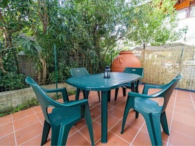 Photo for Apartment ideal for families just a few minutes walk from the center and the beach of Marina di Camp