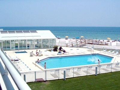 Photo for Great Rates For Summer 3BR/3B, Beach Front, 2nd Flr, View of Pools/Gulf