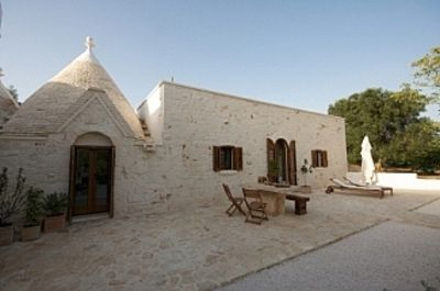 Photo for Spacious & Stylish Trullo Farmhouse with Large Pool
