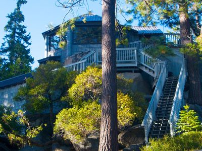 Photo for Like a Treehouse; Amazing Views, Walk to the Beach