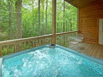 Photo for LOVERS PARADISE - THE PRIVATE GETAWAY WITH UNIQUE DESIGN &  CLOSE TO THE PARKWAY