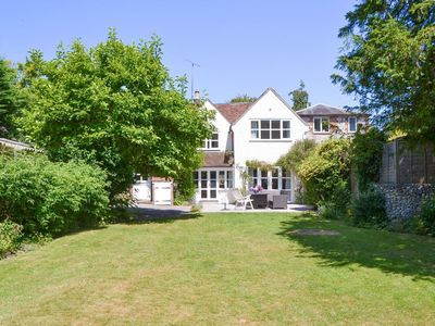 Photo for 5 bedroom accommodation in West Meon, near Petersfield