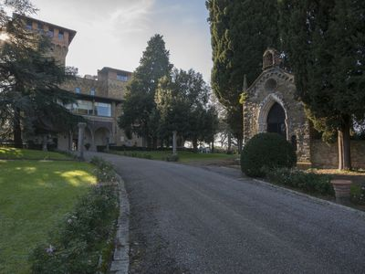 Photo for Attic Castle Marignolle, residence of Pope Leo X