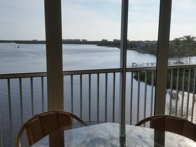 Photo for 5th Floor Little Hickory Bay Condo ~ WOW FACTOR!  Beautiful Sunsets On The Water