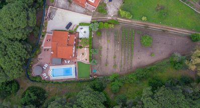 Photo for Stunning Villa with Private Heated Pool and hill views