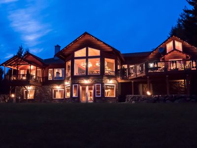 Photo for Woodland Lodge and Farms- Luxury on the Olympic Peninsula