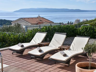 Photo for Villa Specia, in Makarska, with a Sea view