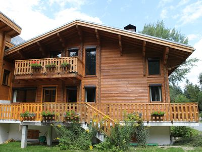Photo for chalets - 5 rooms - 6/8 persons