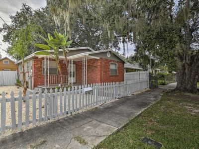 Photo for NEW! Quaint Tampa Home w/Yard-5 Mins From Downtown