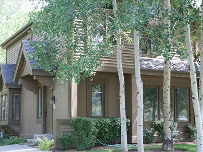 Photo for Beautiful, Immaculate Townhouse Condo w/ 2 Kingsize Bedrooms in Deer Valley!