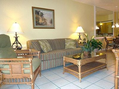 Photo for Condo near Disney w/ WiFi, Patio, Resort Pool, Hot Tub, Grills & Playground