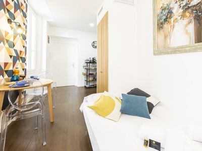 Photo for Charming renovated 2P in the old Antibes