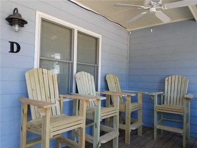 First Floor Covered Porch