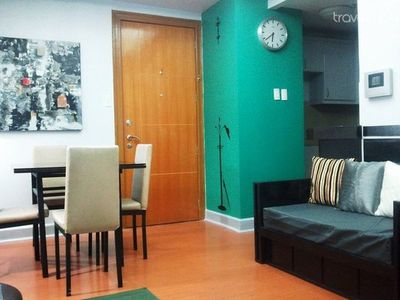 Photo for 1BR Apartment Vacation Rental in Taguig City, Metro Manila