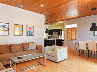 Photo for Charming 4 bedroom beach house in the heart of Santa Monica!