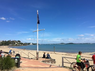 Photo for St Heliers Bay townhouse close to beach and cafes