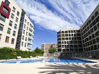 Photo for Cozy apartment 200m from the beach - Turismar