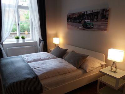 Photo for 1 BR apartment excellent location great connection to the city centr and airport