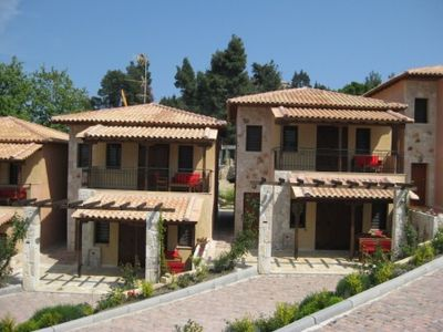 Photo for Two storeys villa with spectacular view