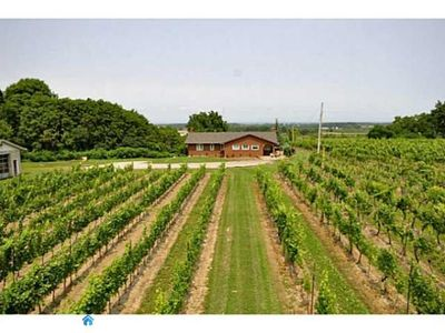 Photo for Beamsville Bench Vineyard Cottage - Lincoln
