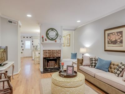 Photo for 2BR Chic Nashville Townhouse – Sleeps 6