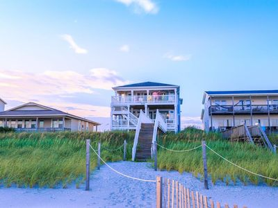 """Photo for OCEANFRONT!!! Enjoy the gorgeous ocean views from """"Carolina Dreamin"""""""
