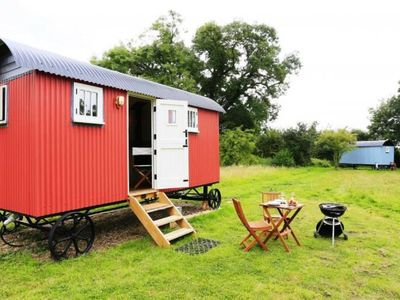 Photo for Thyme Shepherd Hut Framlingham