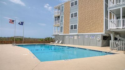 Photo for Direct Oceanfront 2/2 **POOL***Private Balcony