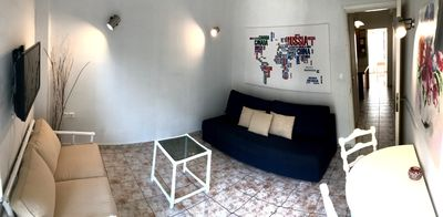 Photo for Central Apartment just 100m from the beach!