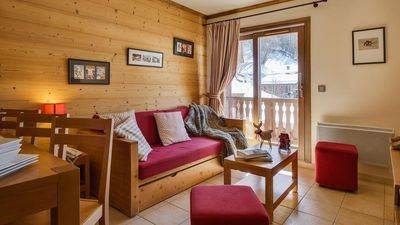 Photo for Surface area : about 70-80 m². Some in duplex. Living room with 2 sofa-beds. Bedroom with double bed
