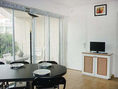 Photo for Apartment Résidence Capao in Cap d'Agde - 4 persons, 1 bedrooms
