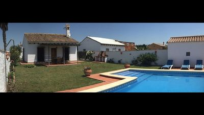 Photo for Rural house in conil de la frontera