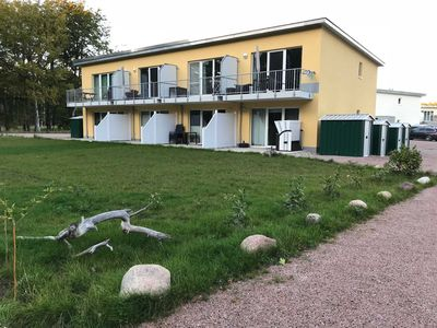 Photo for 1BR Apartment Vacation Rental in Gelbensande